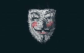 Anonymous V For Vendetta Artwork