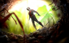 Ant-Man 2015 Artworks