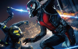 Ant-Man And Yellow Jacket War