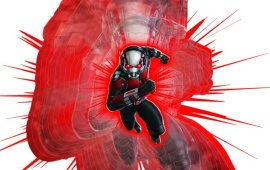 Ant Man Small Size