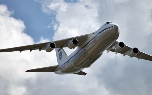 Antonov An-124 Aircraft (click to view)
