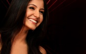 Anushka Sharma In Smiling
