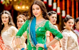 Anushka Sharma In Sultan 2016