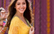 Anushka Sharma In Yellow Sute