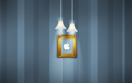 Apple In Frame
