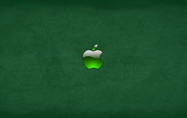 Apple Mac Green