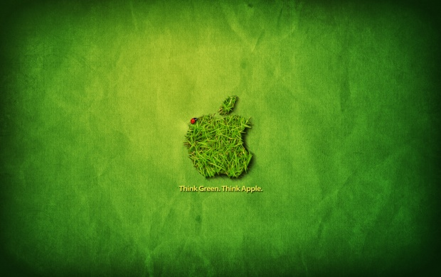 Apple Think Green (click to view)