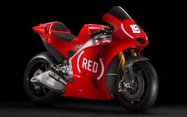 Aprilia RS GP MotoGP RED Valencia
