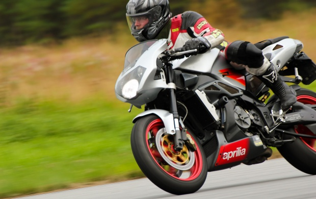 Aprilia Sports Motorcycle (click to view)