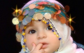 Arabic Baby (click to view)