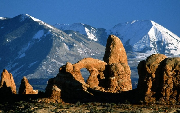Arches National Park - National Parks USA (click to view)