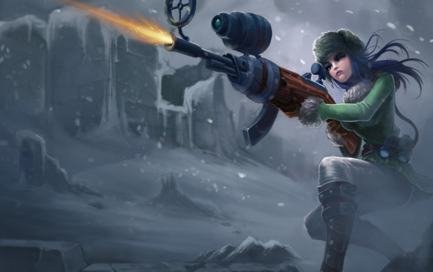 Arctic Warfare Caitlyn (click to view)