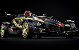 Ariel Atom V8 Gets Miniaturised