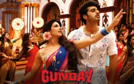 Arjun Kapoor And Priyanka Chopra Gunday