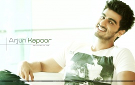 Arjun Kapoor Cute Smile Face