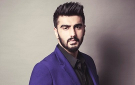Arjun Kapoor In Blue Suit