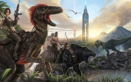 ARK Survival Evolved 2015