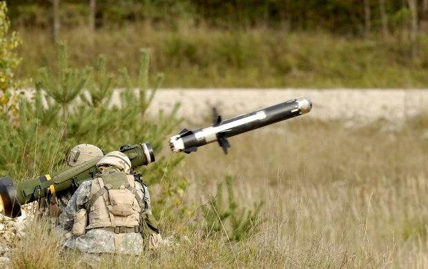 Army FGM 148 Javelin (click to view)