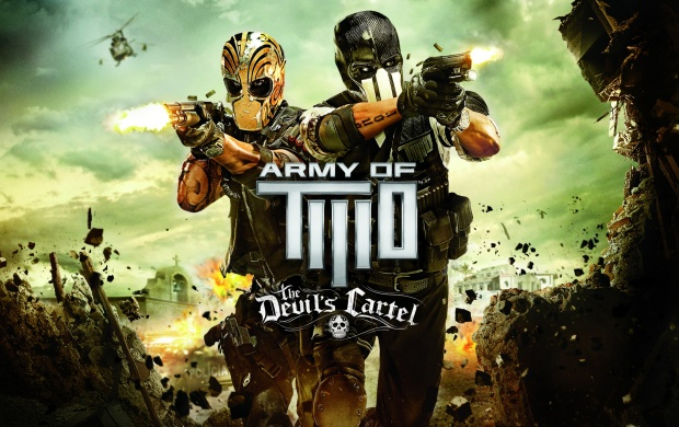 Army Of Two The Devil's Cartel 2013 (click to view)