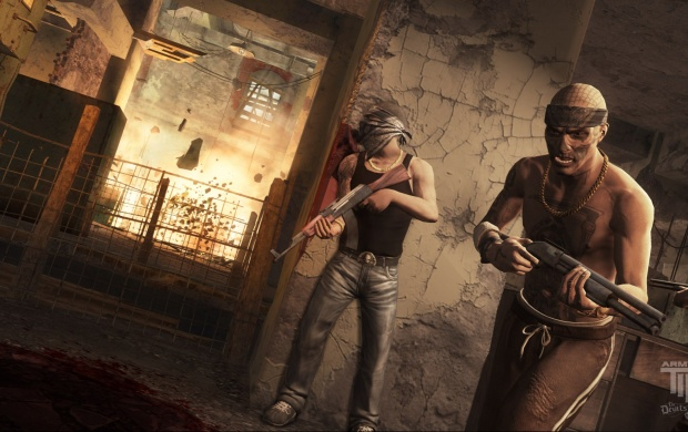 Army Of Two The Devils Cartel Screenshots (click to view)