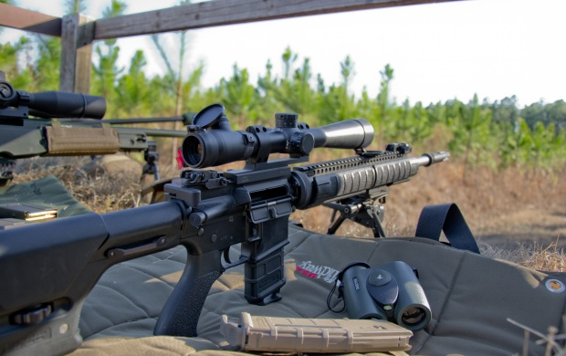 Army Sniper Gun (click to view)