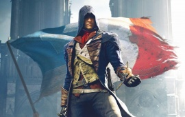 Arno Assassin's Creed: Unity 2014