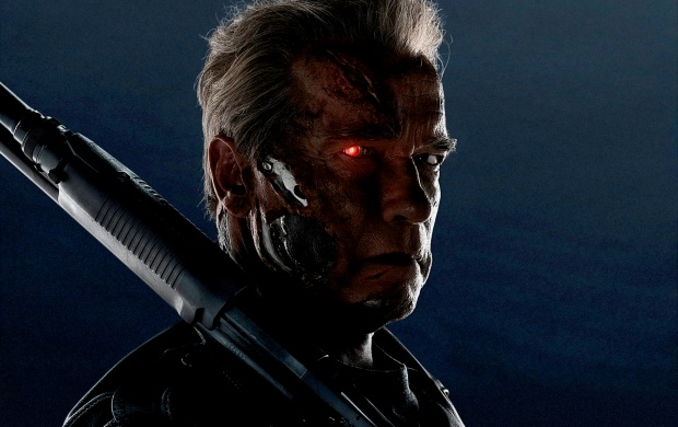 Arnold As T 800 Terminator Genisys 2015 (click to view)