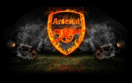 Arsenal Fire Logo