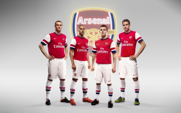 Arsenal Football Players (click to view)