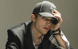 Ashton Kutcher On Black Hat