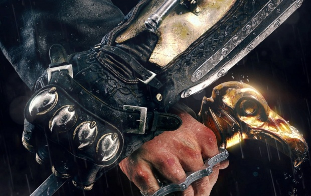 Assassin's Creed: Syndicate Hidden Blade (click to view)