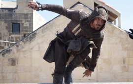Assassin's Creed Cal Lynch Aguilar