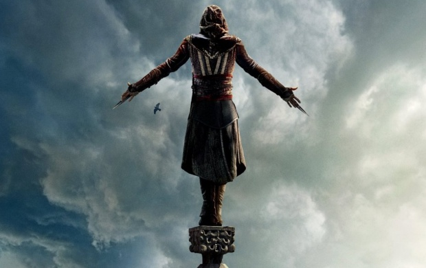 2618 Views Assassins Creed Callum Lynch Poster