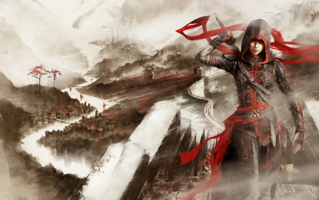 Assassins Creed Chronicles Chronicles China (click to view)