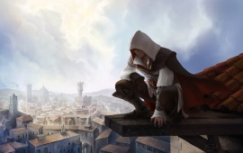 Assassins Creed II In Ezio