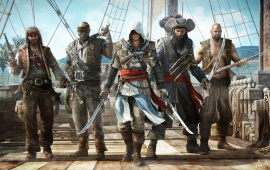 Assassin's Creed IV: Black Flag 2013