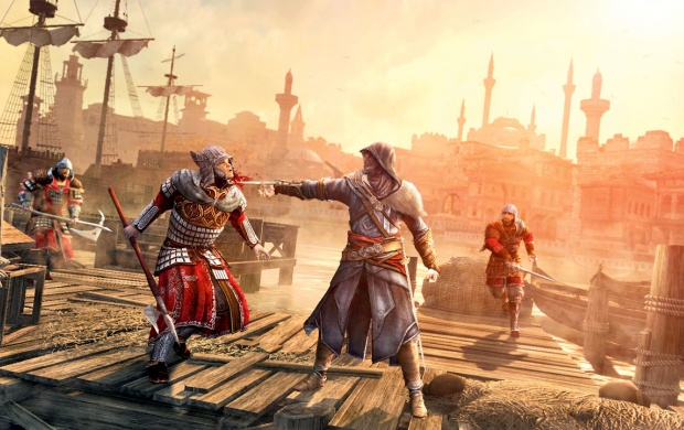 Assassins Creed Revelations Game (click to view)
