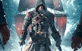 Assassin's Creed Rogue 2014