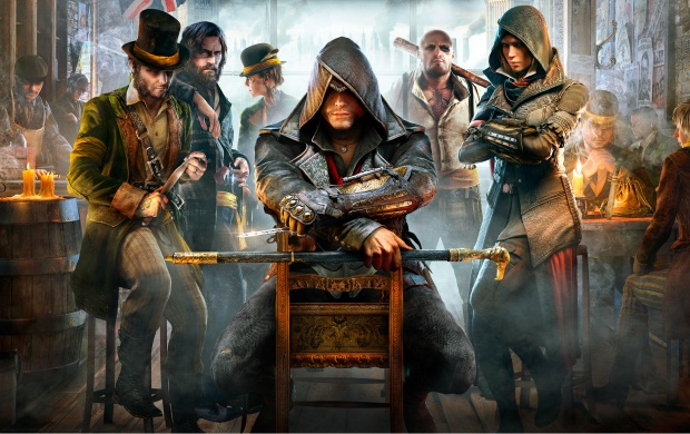 Assassin's Creed Syndicate 2015 (click to view)