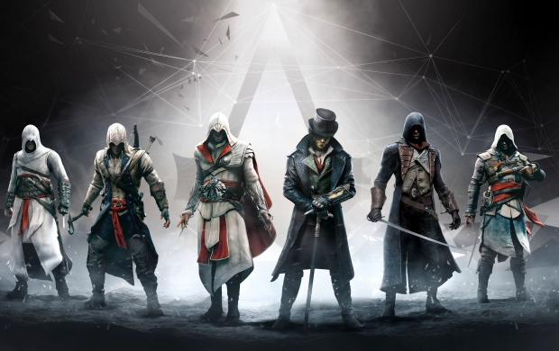 Assassin's Creed Syndicate Character (click to view)