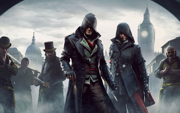 Assassin's Creed Syndicate Guards (click to view)