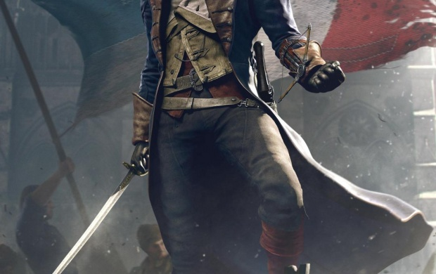 Assassin's Creed Unity wallpapers