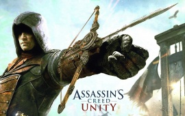 Assassin's Creed Unity Phantom Blade 2014