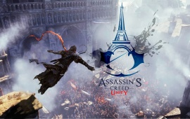 Assassin's Creed Unity Screenshots 2014