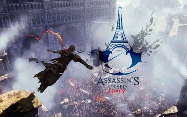 Assassin's Creed Unity Screenshots 2014 (click to view)