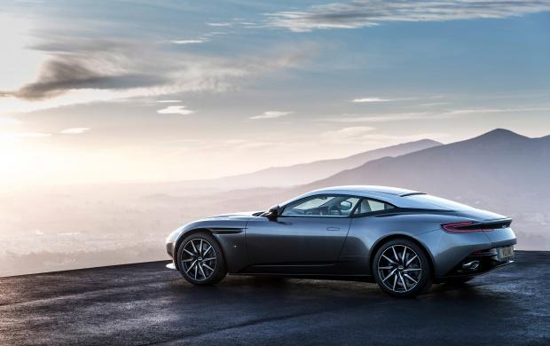 2523 Views Aston Martin DB11 2017