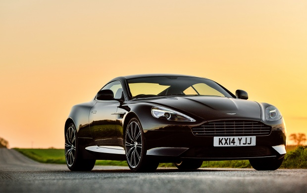 Aston Martin DB9 Carbon Edition 2015 (click to view)