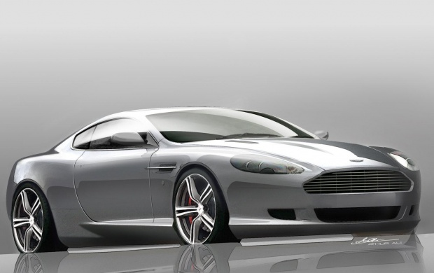 Aston Martin DB9 LM (click to view)