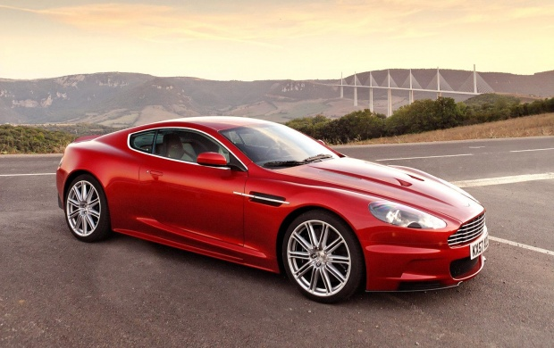 Aston Martin DBS Red (click to view)
