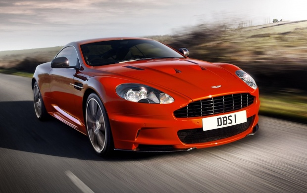 Aston Martin DBS Ultimate (click to view)